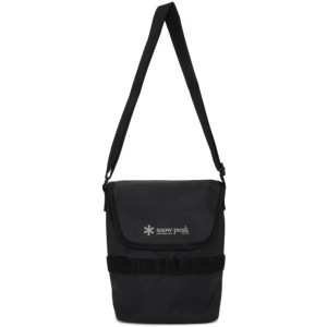 Snow Peak Black Mini Shoulder Bag