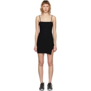 Hyein Seo SSENSE Exclusive Black Knit Dress