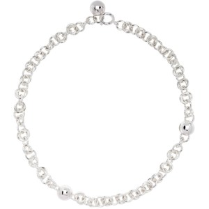 Numbering Silver 985 Necklace