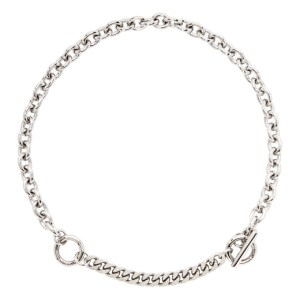 Numbering Silver 262 Necklace