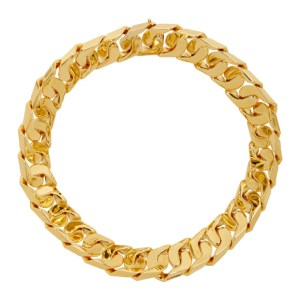 Numbering Gold 260 Necklace