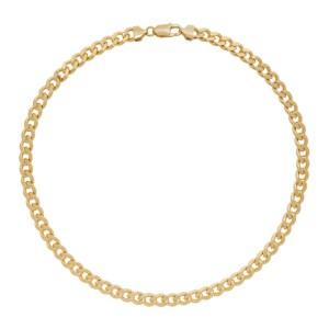 Hatton Labs SSENSE Exclusive Gold Cuban Chain Necklace