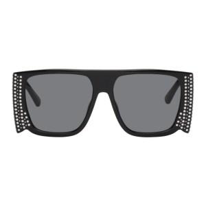 Magda Butrym Black Linda Farrow Edition All Eyes On Me Sunglasses