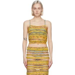 Louise Lyngh Bjerregaard SSENSE Exclusive Multicolor Wool Tank Top