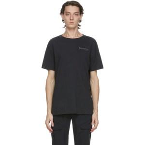 Klattermusen Black MFR T-Shirt