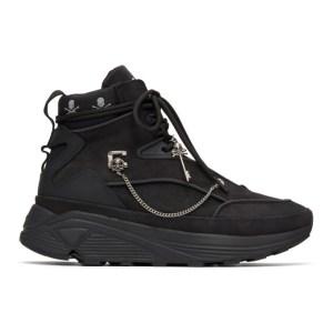 mastermind JAPAN Black C2H4 Edition Atom Alpha Boots