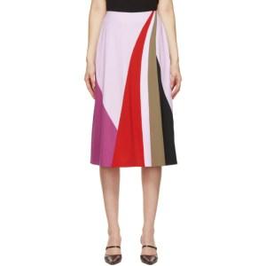 Kijun Purple Quintet Skirt