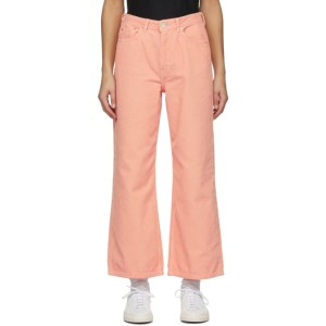 Won Hundred Pink Corduroy Kiri Trousers