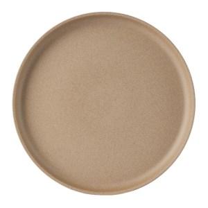 Hasami Porcelain Beige HP004 Plate