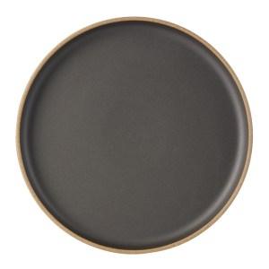 Hasami Porcelain Black HPB04 Plate