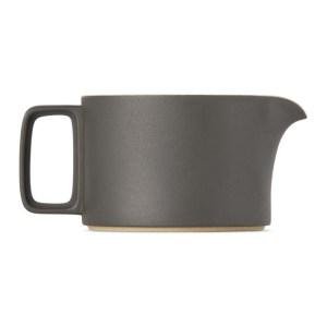 Hasami Porcelain Black HPB018 Tea Pot