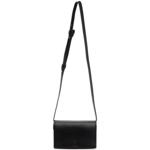 Lemaire Black Mini Satchel Bag