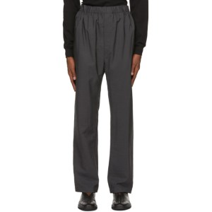 Lemaire Grey Elasticated Trousers