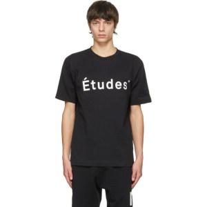 Etudes Black Wonder Etudes T-Shirt
