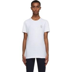 Versace Underwear White Medusa T-Shirt