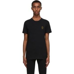 Versace Underwear Two-Pack Black Medusa Under T-Shirts