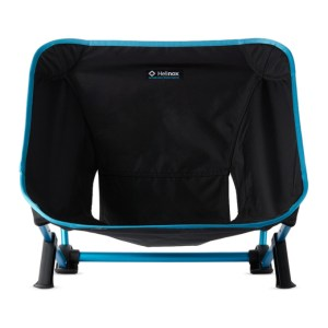 Helinox Black and Blue Incline Festival Chair
