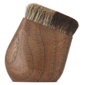Shaquda Walnut and Badger Bristle Treatment Hand Brush