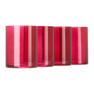 Lateral Objects Red Gem Tumbler Set