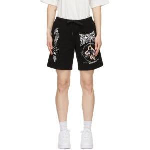 Total Luxury Spa Black Equilibrium Lounge Shorts