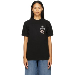 Total Luxury Spa Black Equilibrium T-Shirt