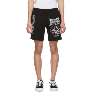 Total Luxury Spa Black Equilibrium II Sweat Shorts