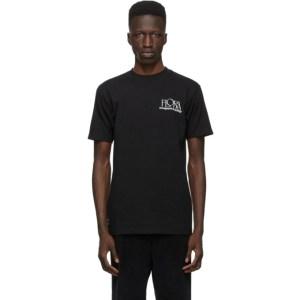 Total Luxury Spa Black Aqua Flora T-Shirt