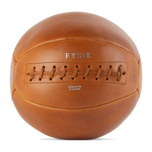 FYSIK Brown Bonn Medicine Ball, 4.5 kg