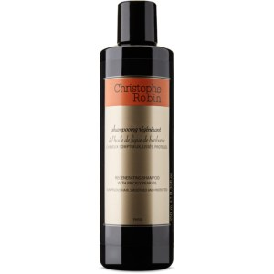Christophe Robin Prickly Pear Oil Regenerating Shampoo, 250 mL