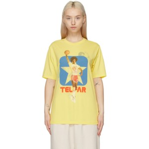 Telfar Reversible Yellow Converse Edition LZ T-Shirt