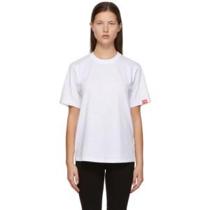 Victoria Victoria Beckham White The Victoria T-Shirt