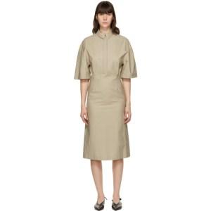GAUCHERE Beige Safina Dress