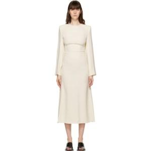 GAUCHERE Off-White Stanie Dress