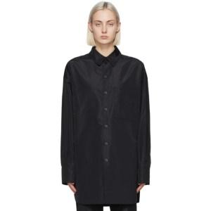 GAUCHERE Black Sylvie Pocket Shirt