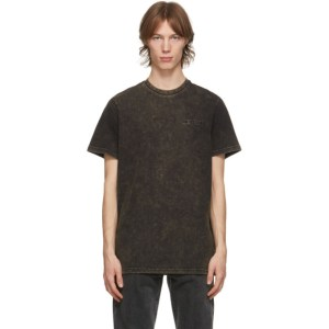 Han Kjobenhavn Brown Acid Casual T-Shirt