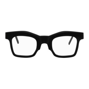 Kuboraum Black Maske K21 Glasses