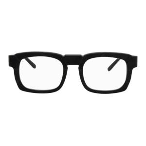 Kuboraum Black Maske K18 Glasses