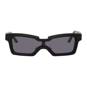 Kuboraum Black E10 Mask Sunglasses