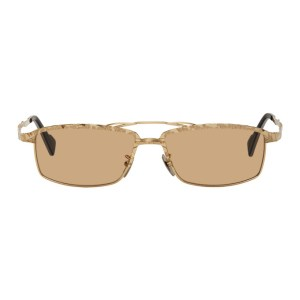 Kuboraum Gold H57 Sunglasses