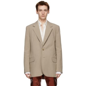 Y/Project Taupe Contraband Blazer
