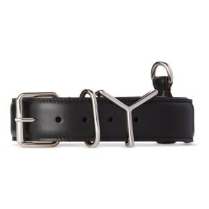 Y/Project SSENSE Exclusive Black Classic Y Collar