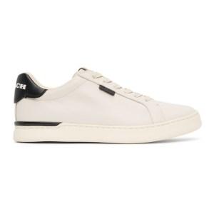 Coach 1941 Beige Lowline Sneakers