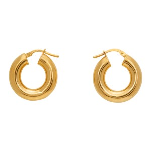 Sophie Buhai Gold Tiny Everyday Hoop Earrings