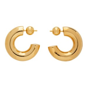 Sophie Buhai Gold Small Donut Earrings