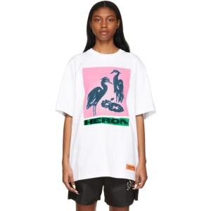 Heron Preston Off-White Nightshift T-Shirt