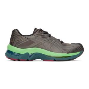 Kiko Kostadinov Grey Asics Edition Gel-Teserakt Sneakers