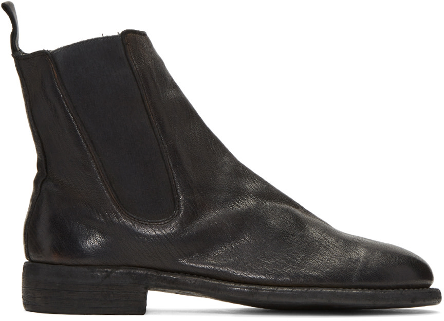 Guidi 986 boots black