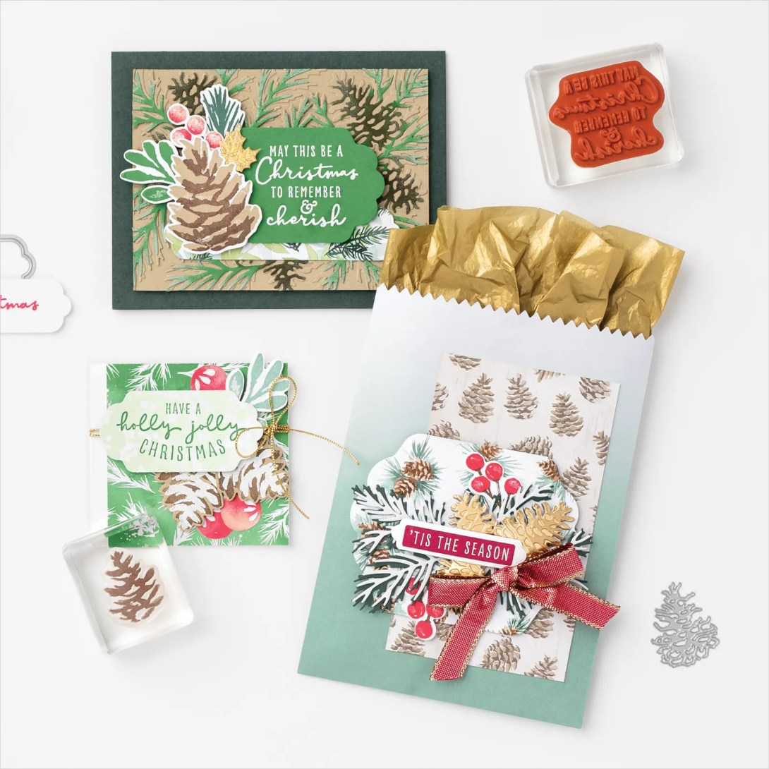 July-December 2021 Mini Catalog -PAINTED CHRISTMAS SUITE
