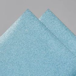 #153513 BALMY BLUE GLIMMER PAPER