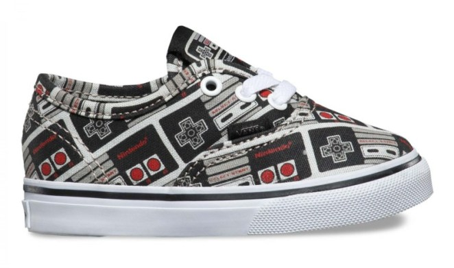 Powered-Up Fashion - Vans Nintendo Collection - Girly Design Blog